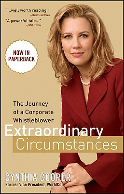 Extraordinary Circumstances By Cooper, Cynthia